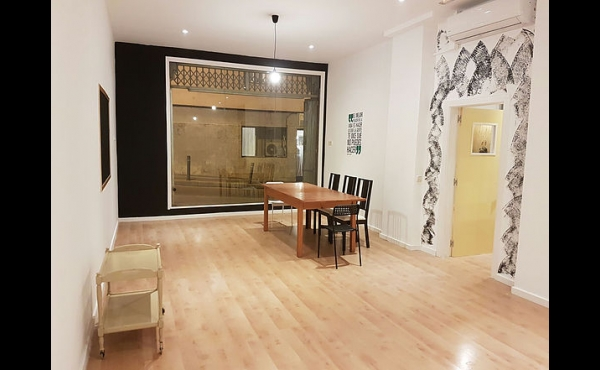 aula 40 m2, 25€/h