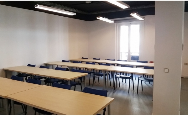 aula de formación 2