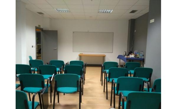 Sala o Aula de Formación en Valladolid