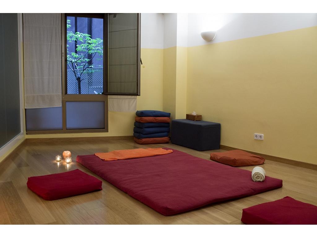 clase alta sala de masaje pequeña