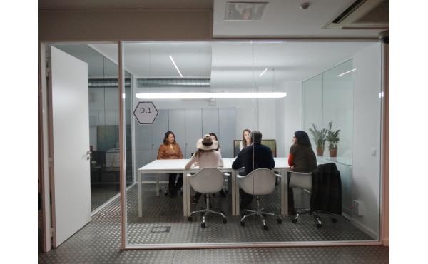 Sala de reuniones Start2bee
