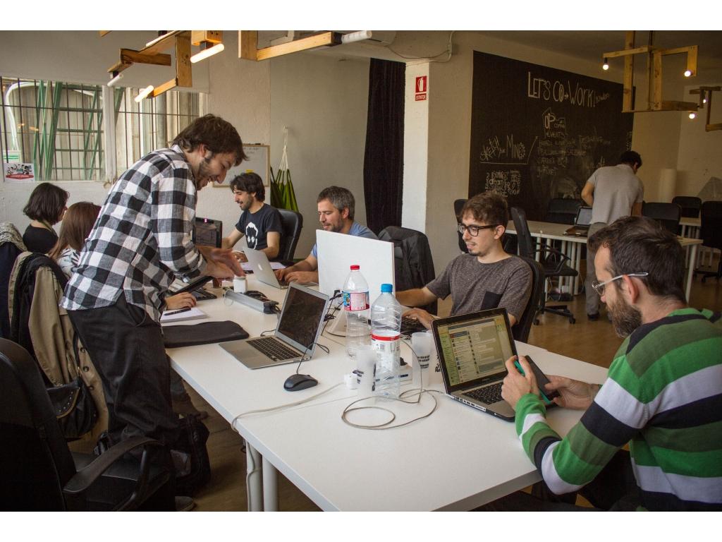 Bcnewt for Oficina compartida barcelona
