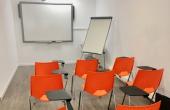 Aula de formación y sala polivalente
