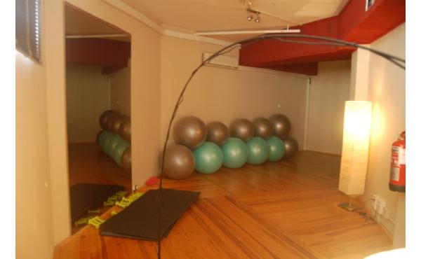 Pilates Studio alquiler de sala para yoga