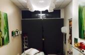 Cabina para masajes y terapias