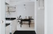 Salas de cocina y comedor