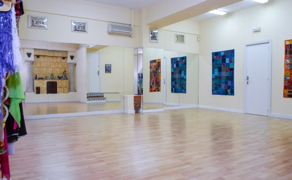 Academia de Danza Oriental Sahra Ardah