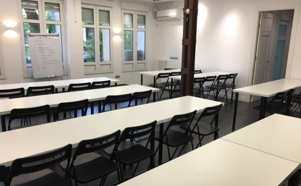 Sala de Reuniones Barrio Salamanca