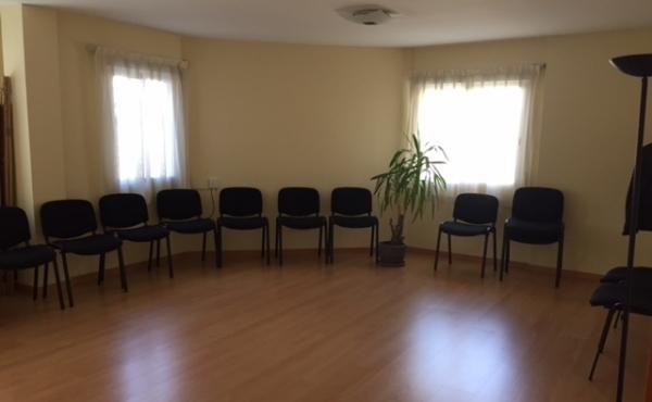 Sala diáfana