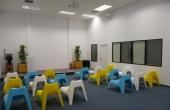 Sala334, Sala de conferencias