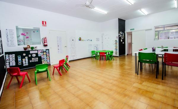 Alquiler aula formación