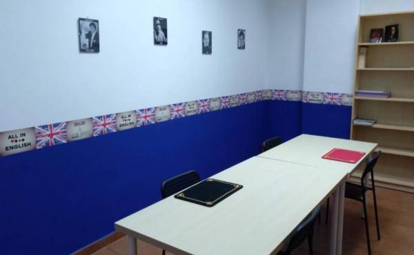 Aula multiusos y sala de reuniones