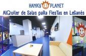 Sala615, Hanky Planet Leganés